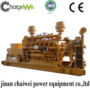 400kw Biogás Usina Bio-Fuel do Motor