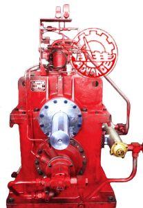 Scatola ingranaggi della pompa di Sbz450s