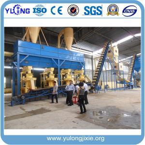 Xgj850 2.5-3 grande macchina della pallina di tonnellata/ora
