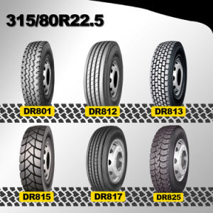 Alles Position Import 315/80r22.5 Qingdao Tyre