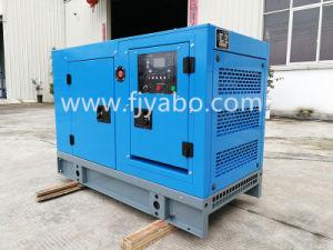 Weifang Weichaiリカルドのディーゼル機関力の無声発電機75kw