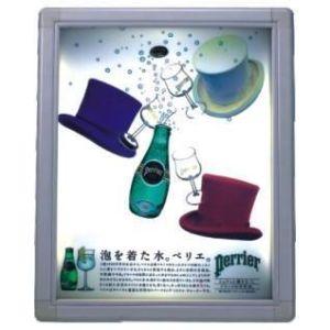 Blocco per grafici Backlit/illuminato del segno di cristallo acrilico del LED & segno dell'interno & fare pubblicità alla casella chiara