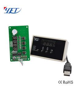 Codice senza fili di rotolamento di Remoto 433MHz di controllo del nuovo cancello automatico che impara i periferici