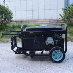 비손 ((h) 중국) BS6500p 전기 시작 구리 철사 가솔린 발전기