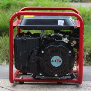 バイソンの中国携帯用無声1kw 1kVA 1500wattガソリン発電機