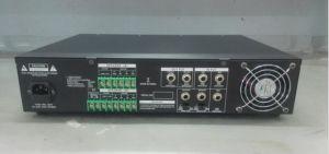 F-400eb Dirección Pública Amplificador mezclador de 2 zonas