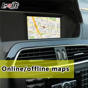 Carro de navegação para o Android 6.0 com interface de vídeo para a Mercedes-Benz Ntg4.5 Mirrorlink WiFi W204 W245 W246