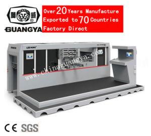 Película quente automática de alta velocidade máquina de carimbar (800*620mm)
