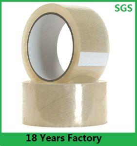 工場価格はBOPPのパッキングテープ、極度の明確なシーリングテープをカスタマイズする