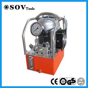 Venta caliente populares de 0,75 KW de acción simple de la bomba hidráulica eléctrica