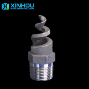 産業プラスチックStainles鋼鉄水スプレーの螺線形のノズル