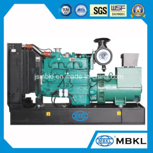 gruppo elettrogeno diesel silenzioso di potere di 300kw/375kVA Cummins con il motore diesel 6ztaa13-G3