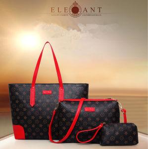 Bw-1989 3PCS définit Lady sacs sac sac à main en cuir de femmes