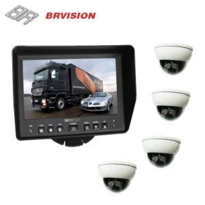 La vigilancia de bus de sistema /7pulgadas TFT Monitor coche digital /cámara domo