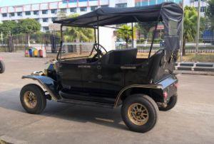 Homologação CE de direção esquerdo alimentada por pilha Mini-golfe Veículo