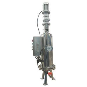 Filtri da acqua automatici di auto pulizia per gli impianti offshore in mare