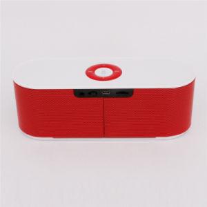 贅沢な様式の楕円形の無線ポータブル5Wのカラオケプレーヤーのホームスピーカー