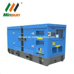 El uso Industrial Marina 100kw generador diésel Cummins