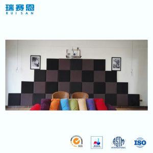 Isolation insonorisée de mur, porte coulissante d'accordéon, partitions se pliantes acoustiques