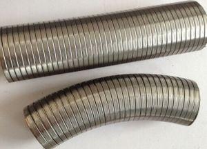 De Flexibele Slang van het Roestvrij staal van Stripwound