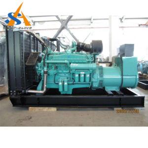 Generatore insonorizzato con Cummins Engine