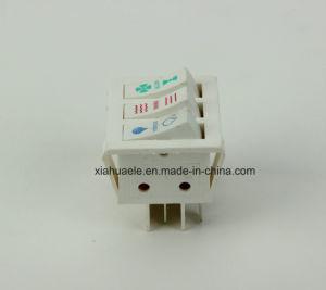 Kcd9-A7 interrupteur à bascule du refroidisseur du conditionneur à chaud