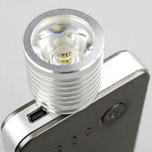 2 Вт портативный мини USB лампы фонаря направленного света LED фонарик питанием мобильных ПК