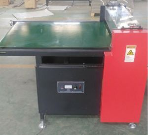Al pulsar de rodillo Máquina/Rollo de papel aplanamiento de la máquina máquina Flatting/Papel/Papel Presser máquina