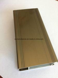 Quadrato, profilo rotondo e differente dell'espulsione della lega di alluminio per il portello e tubo 42 della finestra