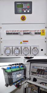 L'alimentation (GPP Genlitec20S-II) 20 kVA insonorisées Type générateur de Perkins