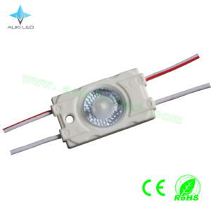 indicatori luminosi esterni del modulo di Alto-Luminosità LED di 1.5W 110lm per i segni del LED/il contrassegno/Lightbox di affari