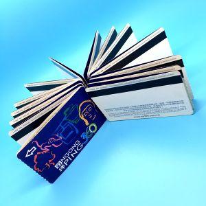 Un usage unique billet RFID MIFARE Ultralight EV1 Carte de billet papier