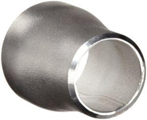 Accessorio per tubi dell'acciaio inossidabile 304/304L, accoppiamento concentrico del riduttore, Butt-Weld