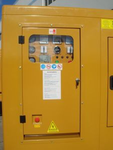 150kVA/120kw générateur diesel Cummins silencieux
