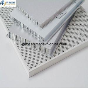 Производительность обработки наружной стены из алюминия