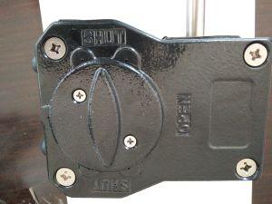 Caixa de Engrenagens de alta qualidade com Válvulas