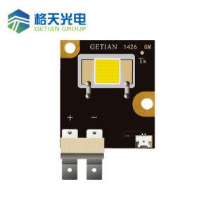 Super rápido de transferencia de calor de la base de Cerámica Flip Chip COB Cabezal movible LED 60W