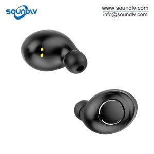 防水小型本当の無線Bluetoothのステレオのスポーツのヘッドホーンのイヤホーン