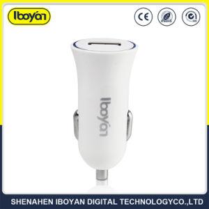 Lader van de Auto USB van de reis 5.0V 1A de Mini voor Mobiele Telefoon