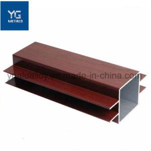 La extrusión 6063 T5 T6 Perfil de aluminio para Ventana y puerta de perfil de aluminio