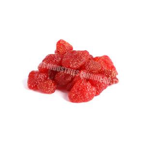 Certificat Halal Hot Sale chinois préservé confits fraise séchés