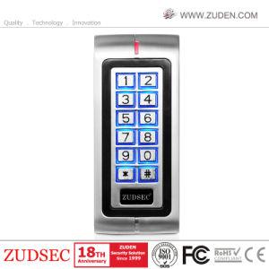 파란 역광선을%s 가진 독립 RFID 문 키패드 금속 접근 제한