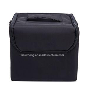 Chiffon étanche portable beauté la pendaison de toilette de Voyage Sac cosmétique