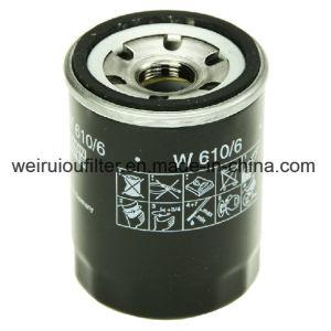 Compressor de ar de parafuso do filtro de óleo Mann o Elemento do Filtro Centrífugo W610/6