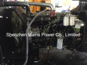 Reserveenergie der bewertungs-150kVA BRITISCHER Perkin Dieselgenerator des generator-MP150e