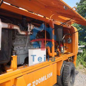 2014 Zoomlion fica 110cbm utilisé de la pompe de remorque