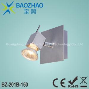 El hierro de mejor venta GU10 Lampara de pared luz de pared para el hogar