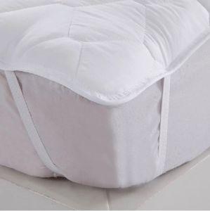 防水通気性及び洗濯できる純粋な綿のマットレスの保護装置(JRD627)