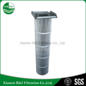 Filterpapier-Kassette des industriellen Luftfilter-Polyester-runde HEPA