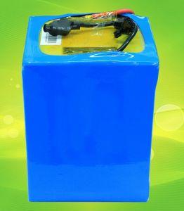 Una clase nueva celda de la batería en paralelo y serie de polímero de iones de litio batería 72V 40Ah batería del coche